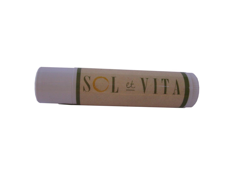 Sol et Vita Gluten Free Lip Balm - Mint