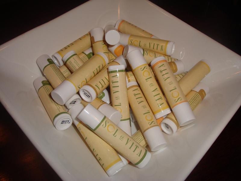 Sol et Vita Gluten Free Lip Balm Variety 24 Pack